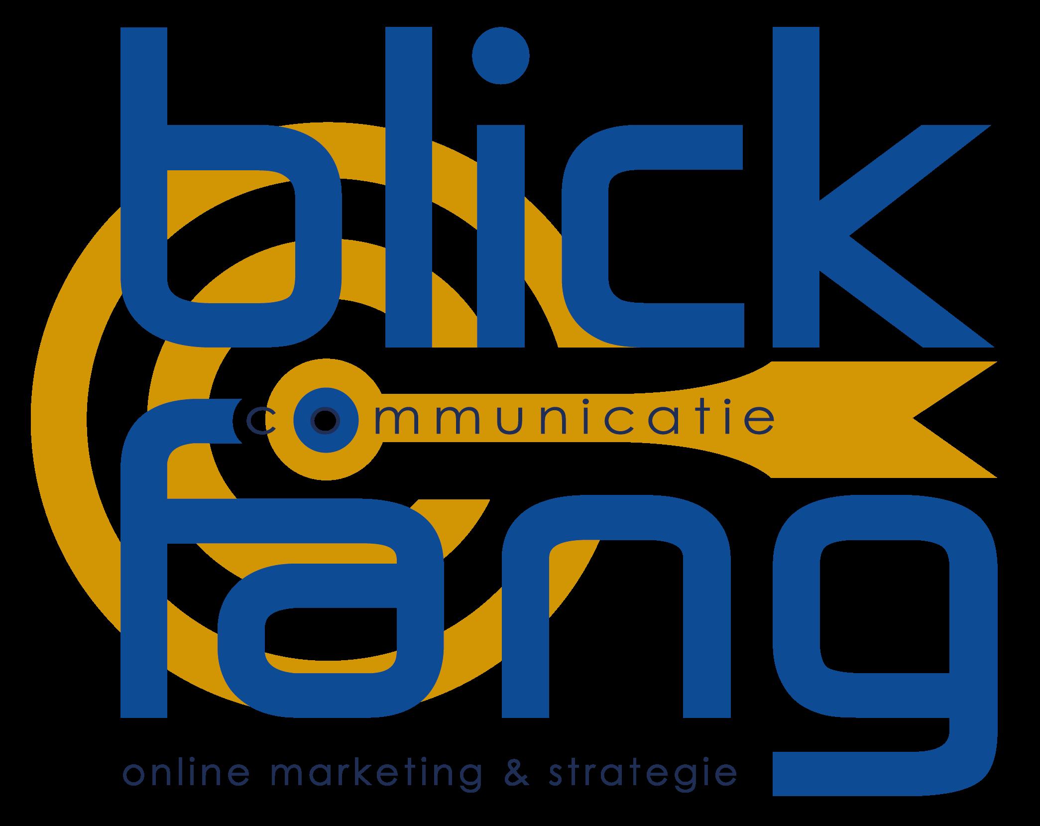 Blickfång Communicatie Social Media logo - MKB Wijchen